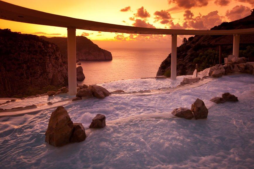 Best Ibiza Spa - La Posidonia, Cascadas Suspendidas picture
